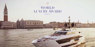 custom line world luxury award - boat shopping
