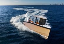 dutchcraft 25 eletric tender - boat shopping