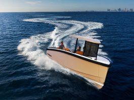 dutchcraft 25 eletric tender - boat shopping