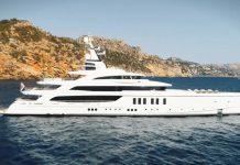 Benetti yachts supernate metis - boat shopping