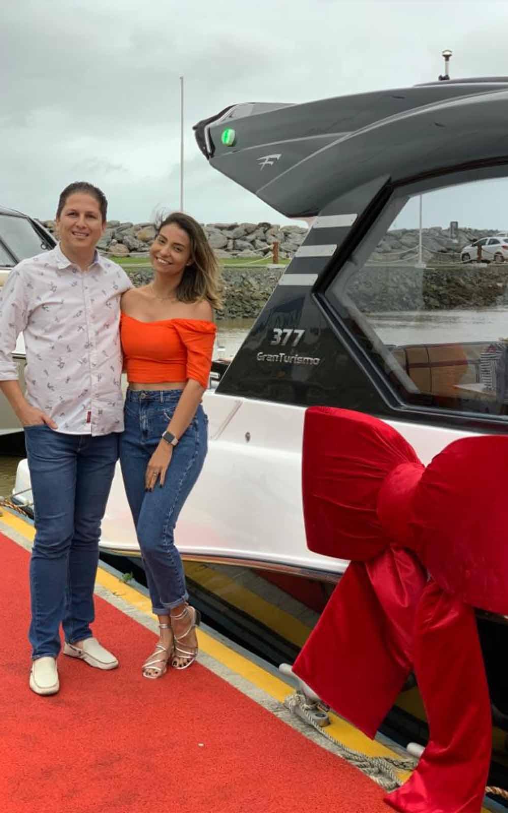 primeira fibrafort focker 377 gt - boat shopping