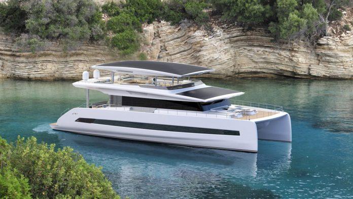 silent 80 tri-deck - boat shopping