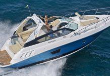 triton 370 targa - boat shopping