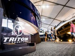 triton no riviera boat week - boat shopping