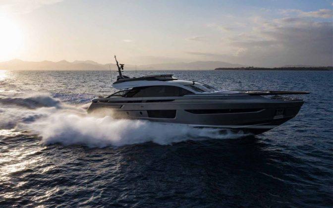 Azimut Grande S10 - boat shopping