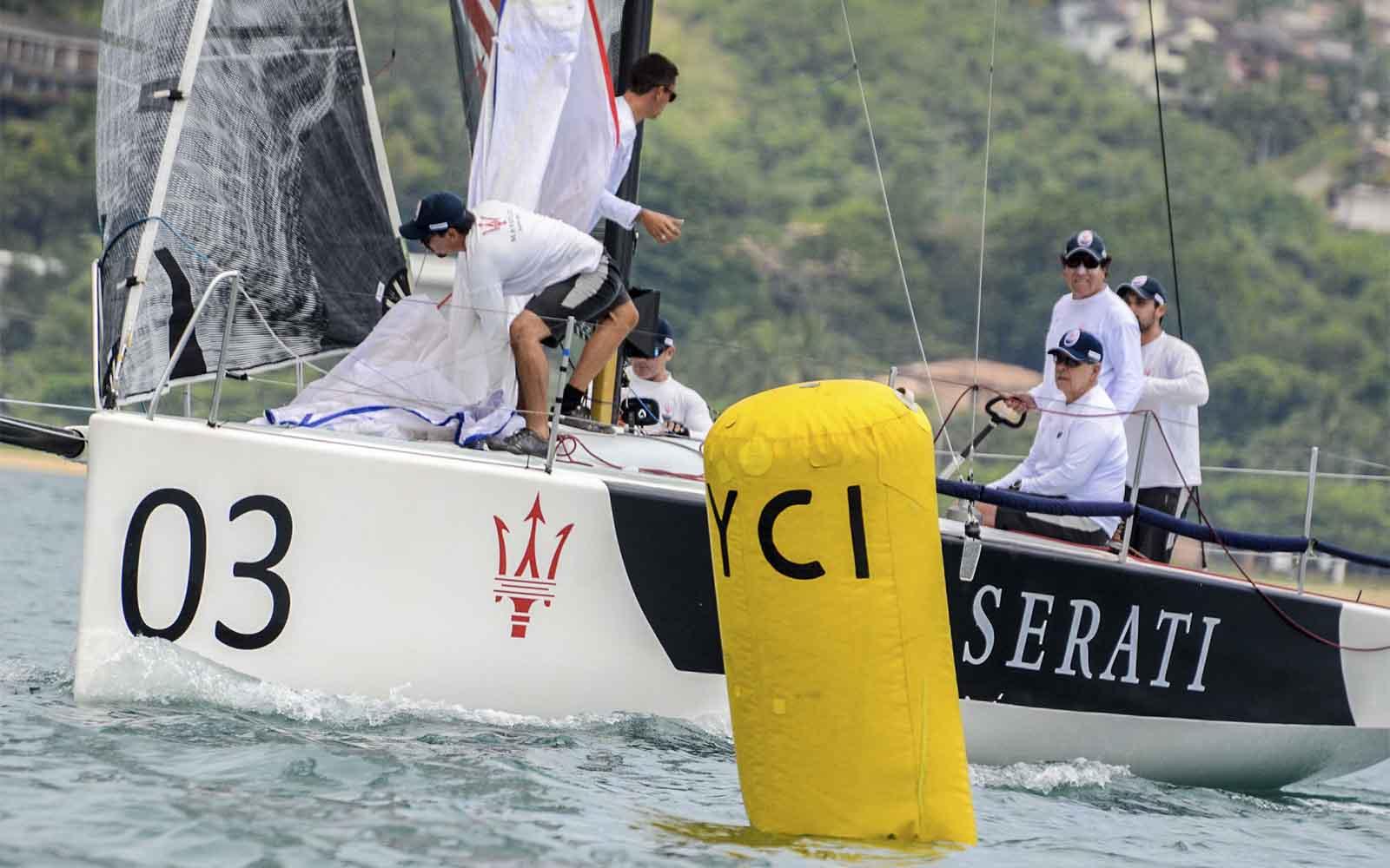 Campeão Kaikias Maserati (Aline Bassi Balaio de Ideias) - boat shopping