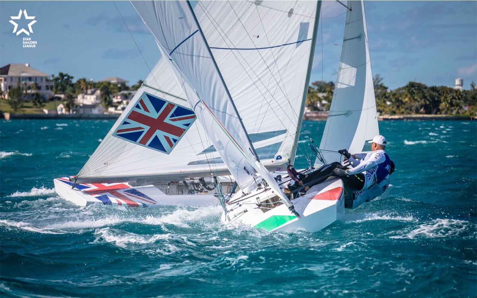 Duelo entre Negri e Percy (Gilles Morelle SSL) - boat shopping