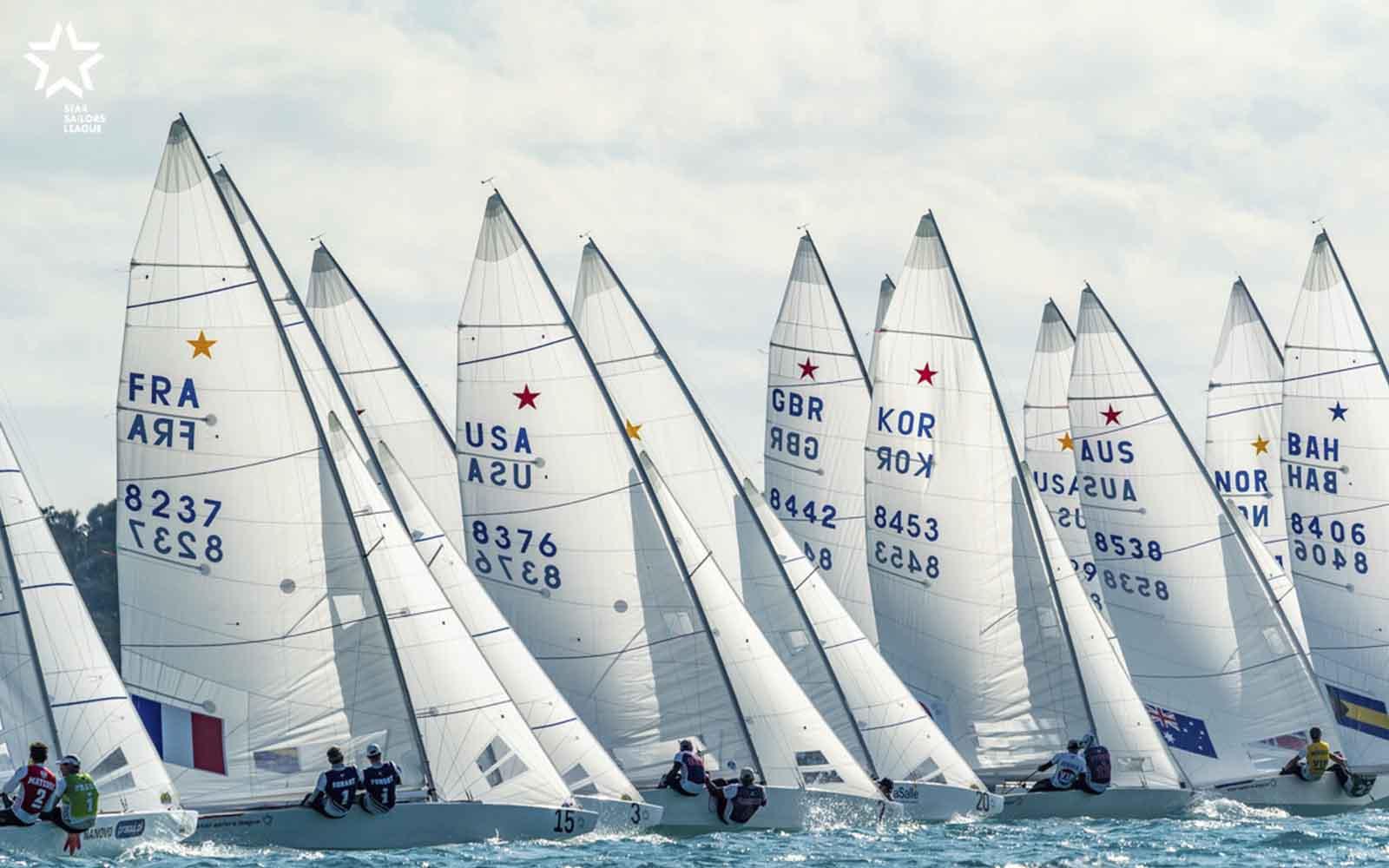 Largada na Baía de Montagu (Gilles Morelle SSL) - boat shopping