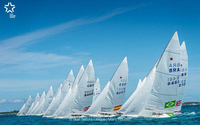 Largada no segundo dia (Gilles Morelle SSL) - boat shopping