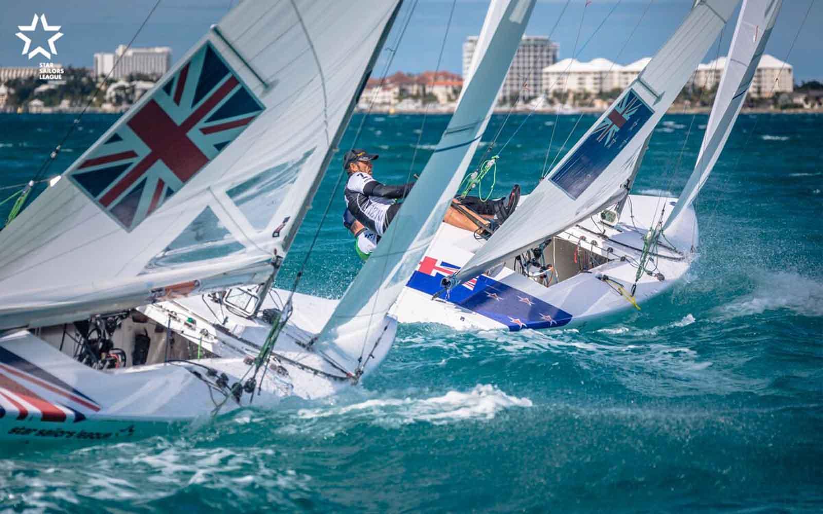 Pega acirrado em Nassau (Gilles Morelle SSL) - boat shopping
