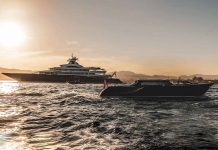 Superiate TIS Lurssen - boat shopping