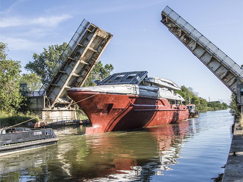 baglietto 48m t-line - boat shopping