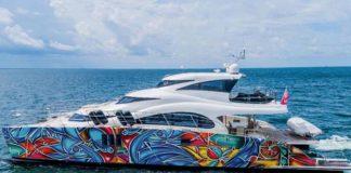 sunreef iate art basel miami - boat shopping