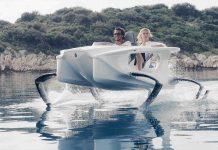 10. QUADROFOIL Q2S Tenders elétricos - boat shopping