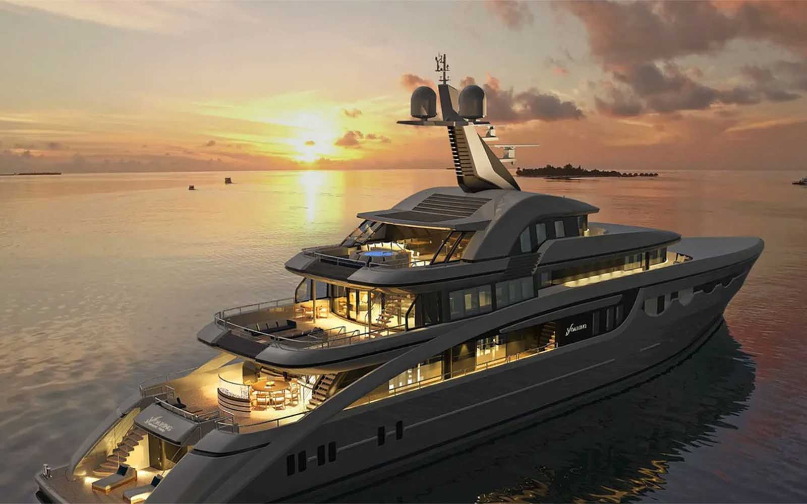 Abeking & Rasmussen Superyacht Soaring - boat shopping