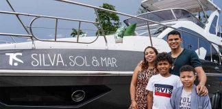 Azimut 56 Thiago Silva foto David Mota - boat shopping