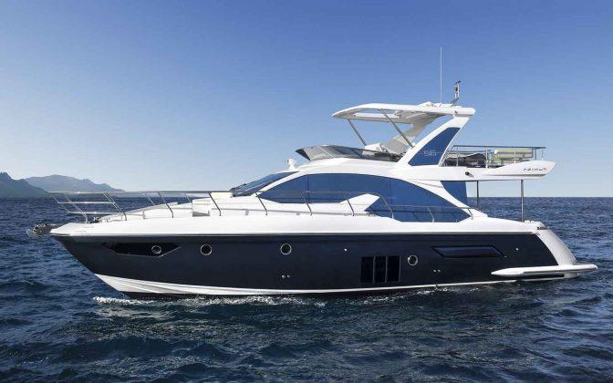 Azimut 56 - boat shopping