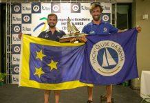 Campeões do brasileiro de Snipe (Will Carrara) - boat shopping