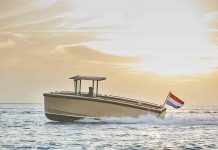 DutchCraft 25 tender elétrico - boat shopping
