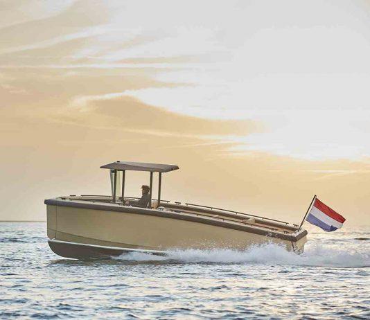 DutchCraft 25 tender elétrico - boat shopping