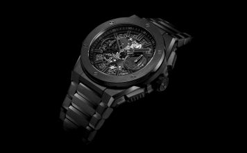 Hublot Big Bang Integral - boat shopping