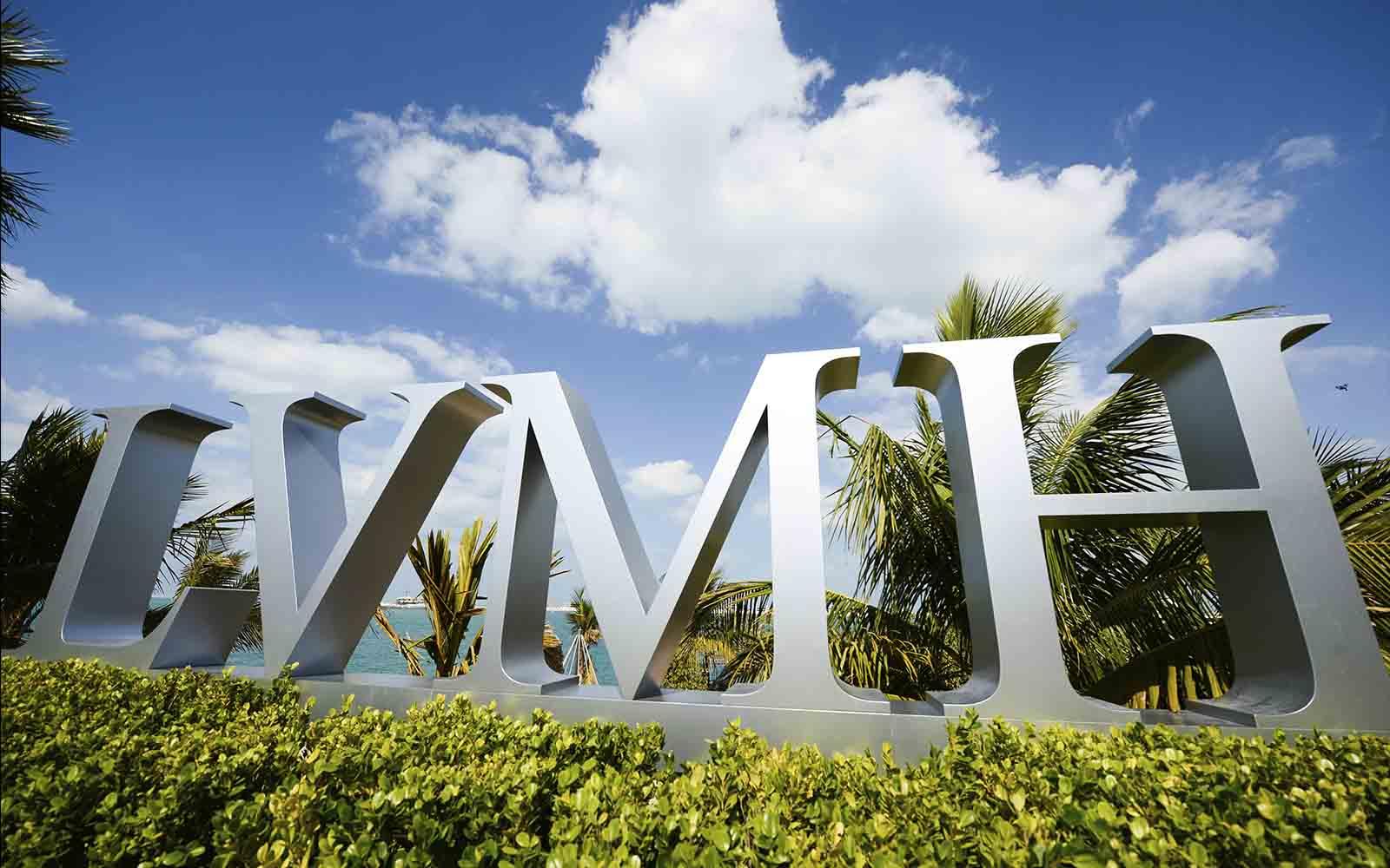 LVMH Watch Week Dubai 2020 - boat shopping