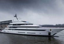 Lurssen Project Hawaii superyacht - boat shopping