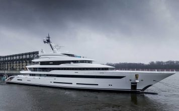Lurssen Project Hawaii superyacht - boat shopping