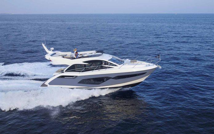 Manhattan 55 Sunseeker - boat shopping