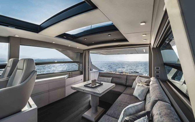 Pershing 7X - boat shopping