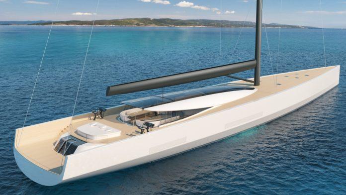Philippe Briand veleiro SY200 zero emissão - boat shopping