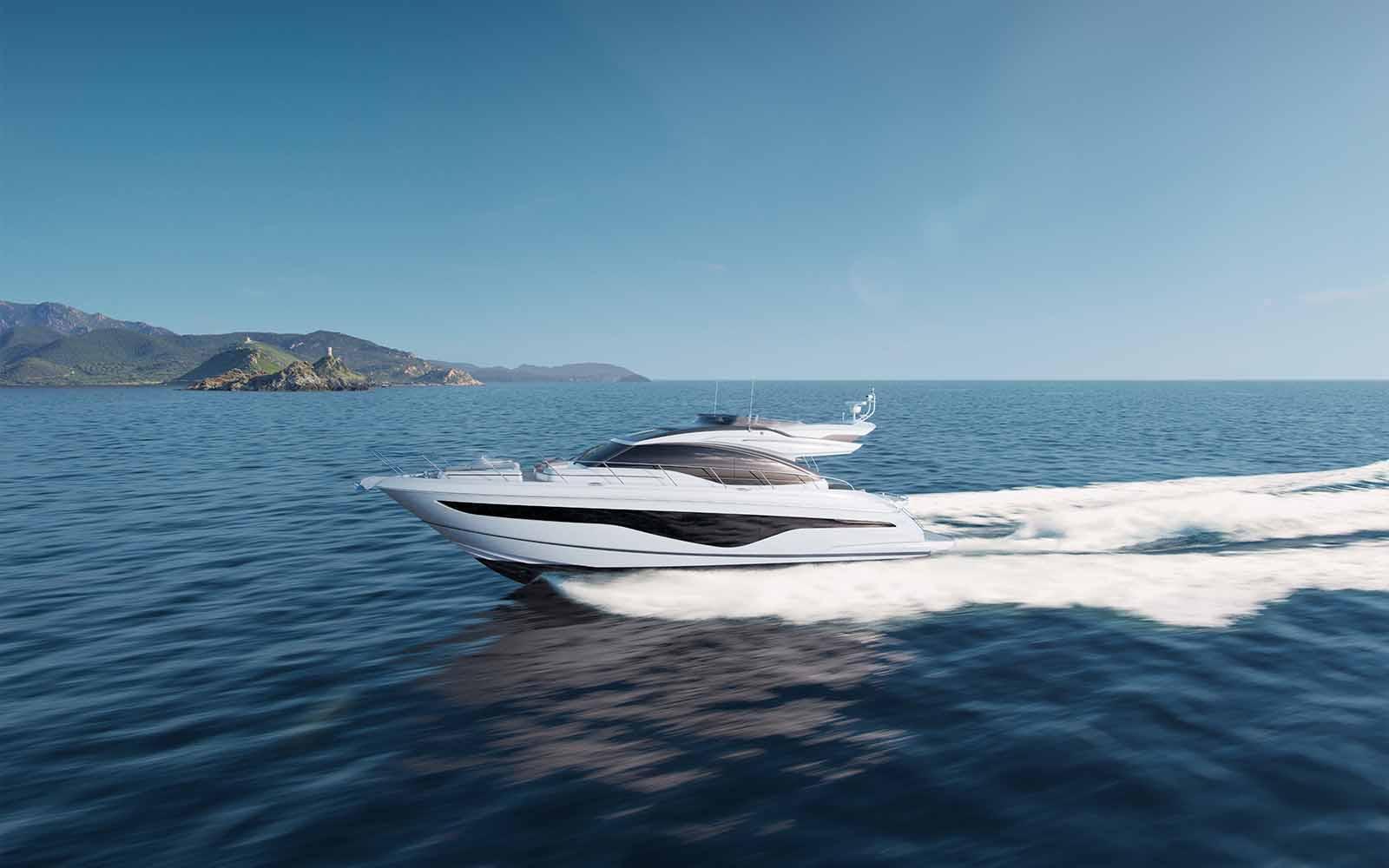 Princess S62 - boat shopping