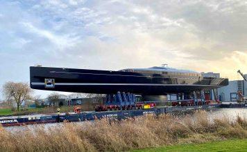 Royal Huisman super veleiro Sea Eagle II - boat shopping