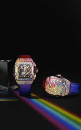 Spirit Of Big Bang Rainbow - boat shopping