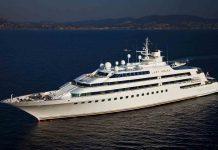 Superyacht Lady Moura - boat shopping