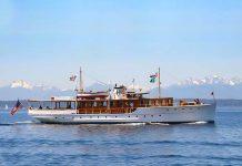 megaiate Olympus - boat shopping