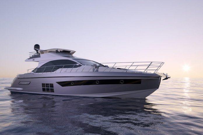Azimut S6 Sportfly Rendering - boat shopping