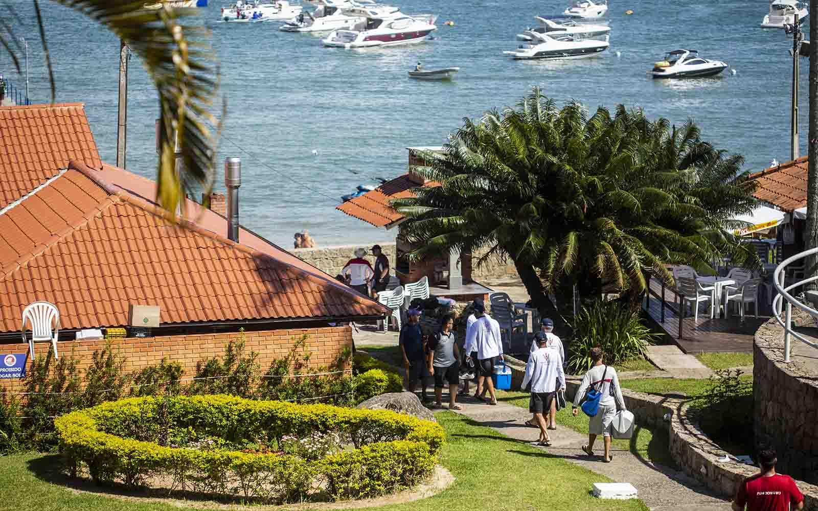Circuito oceanico da ilha de santa catarina Fotos- Green Multimídia Iate Clube de Santa Catarina - boat shopping 2
