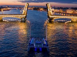 Energy Observer volta ao mundo - boat shopping
