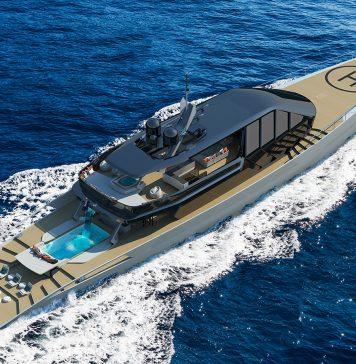 ICE Kite Superyacht - boat shopping