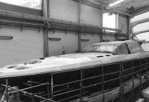 Iate OTAM 80 HT Attitude construção - boat shopping