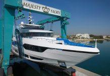 Lançamento Majesty 120 - boat shopping