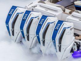 Mercury Racing 450R Innovation Awards 2020 - boat shopping