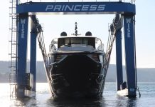 Princess X95 - boat shopping