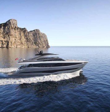 Princess Y95 - boat shopping