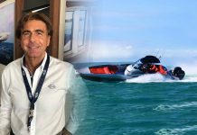 Sunseeker's CEO Andrea Frabetti - boat shopping