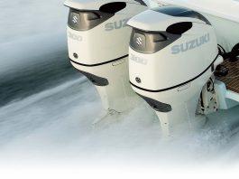 Suzuki DF300B - boat shopping