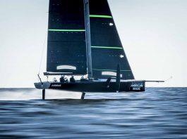 American Magic America's Cup Stratasys - boat shopping