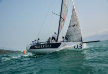 Atual campeão Kaikias Maserati (Aline Bassi Balaio de Ideias) - boat shopping