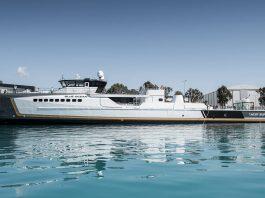 Damen Blue Ocean Iate de apoio - boat shopping